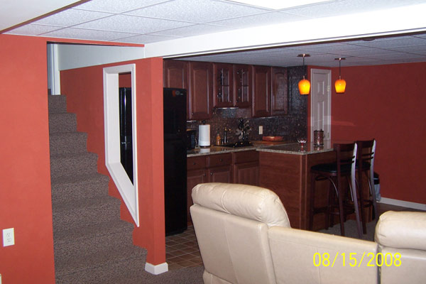 Basement Remodel – King of Prussia