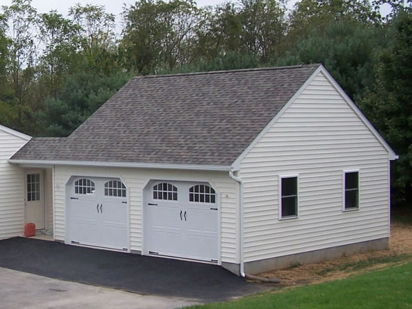 Garage Addition – Lincoln University, PA