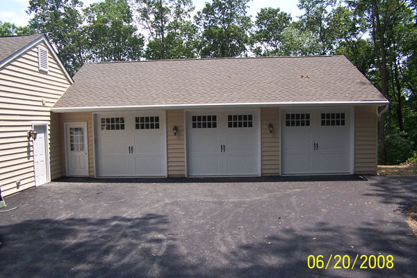Malvern Garage Adddition Contractor