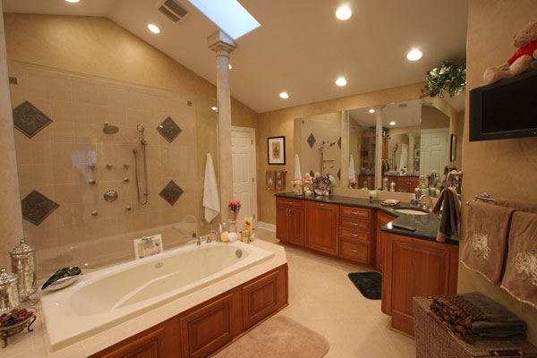 Bathroom Remodeling King Of Prussia Pa bathroom renovation - malvern, pa - jfr contracting