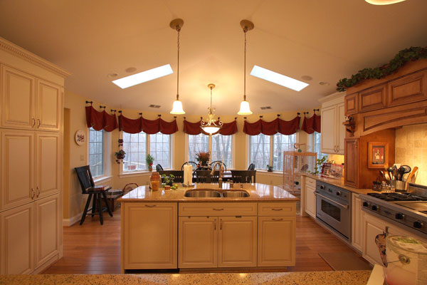 Malvern Pa Custom Kitchen Contractor