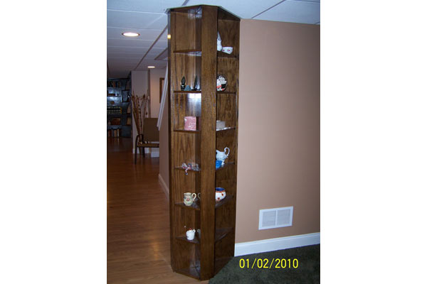 Nottingham Custom Designed Book Shelves Contractor