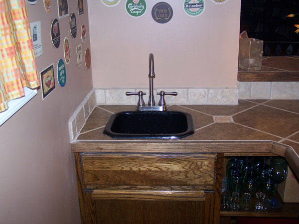 Nottingham PA Custom Wet Bar Remodeling Contractor